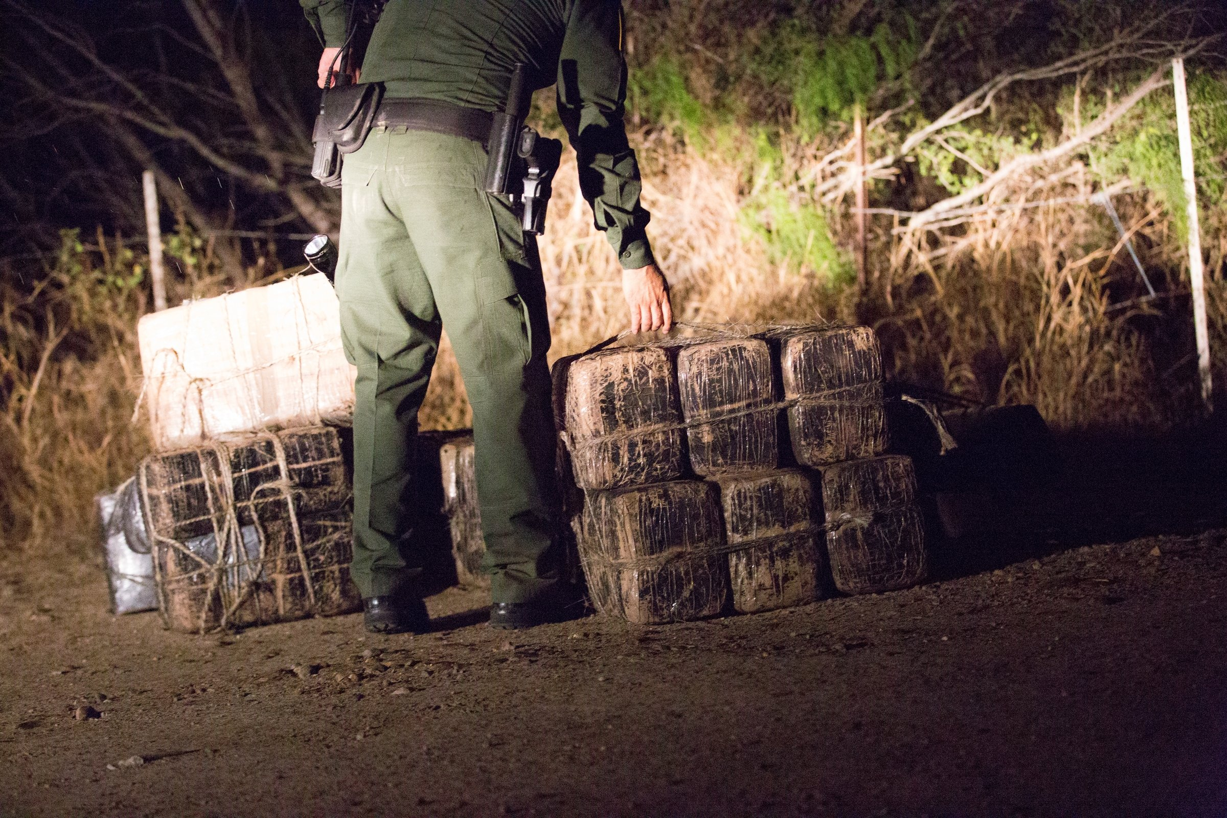 When Border Watchdogs Turn Criminal
