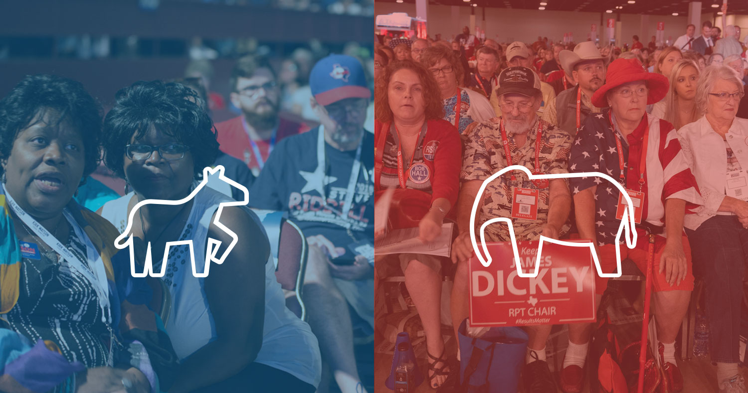 How the Texas Democratic and Republican party platforms compare | The Texas  Tribune