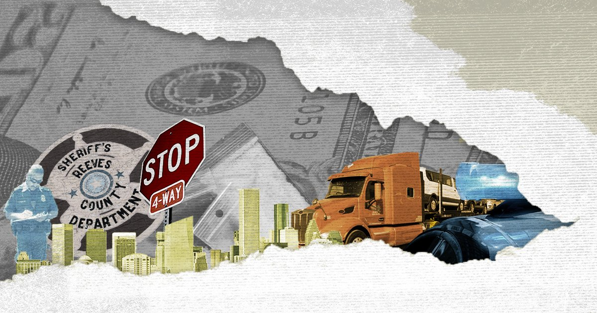 Civil forfeiture in Texas: How cases were prosecuted in four