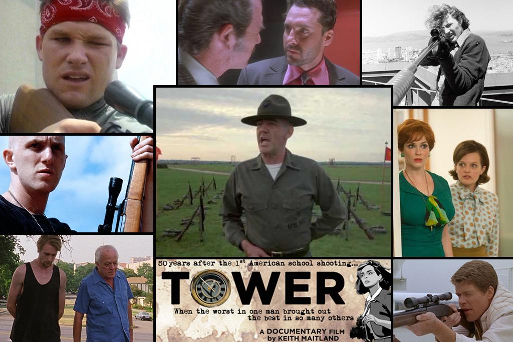 Evoking Charles Whitman The Ut Tower Shooting In Film